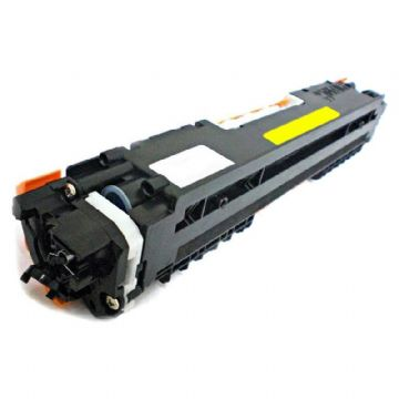 HP 126A Yellow Refurbished Toner Cartridge (CE312A)